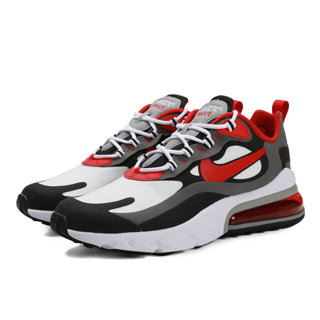 Original New Arrival NIKE NIKE AIR MAX 270 REACT Men's Running Shoes Sneakers Men's Fashion
