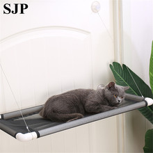 Factory Direct Cat Bed Hammock Hanging Super Suction Cup Window Litter Supplies Dropshipping