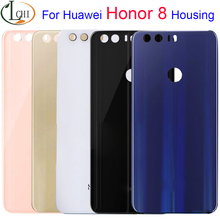 For Huawei honor 8 battery cover Door Back For Huawei honor 8 lite Battery Door Replacement Parts for honor 8lite Back Cover for huawei honor 6a 8x case soft tpu silicone for huawei honor 9 lite cover wolf patterned for huawei honor 10 10 lite bumper