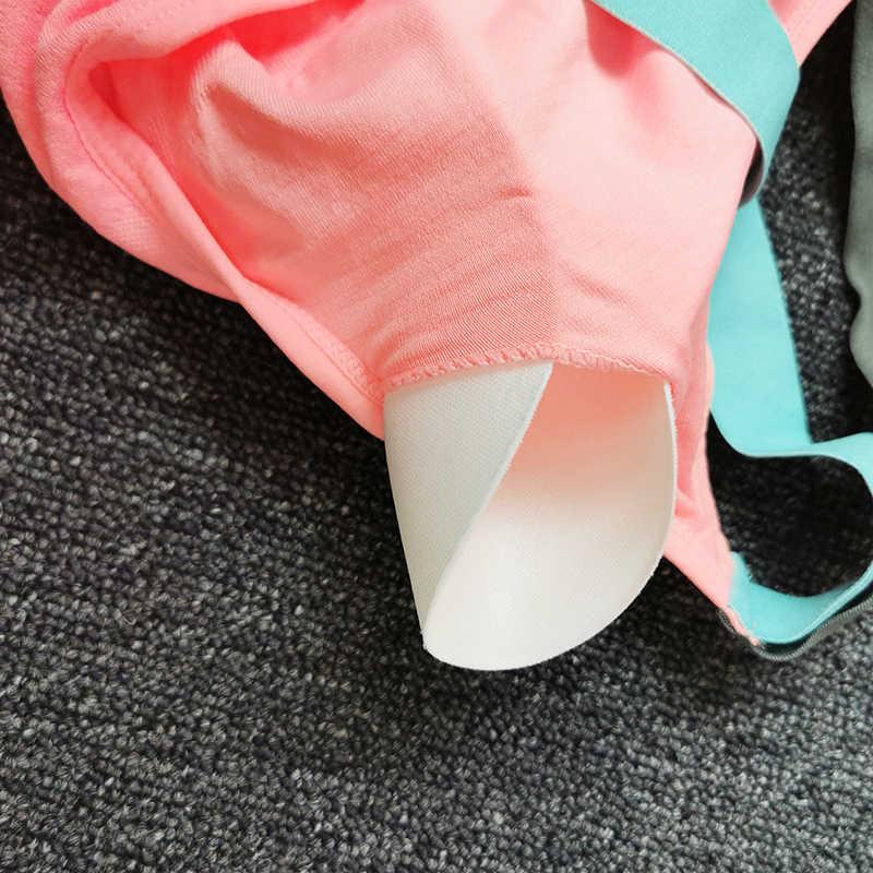 Conjunto de Yoga trajes deportivos para mujeres Running Fitness Gym Clothing Sujetador deportivo + Sweatpants conjuntos de entrenamiento ropa deportiva para mujeres