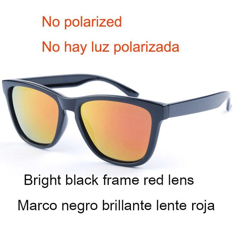Hommes lunettes De soleil femmes 2019 lunette De sport marque Designer conduite Oculos De Sol revêtement réfléchissant hawker