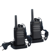 SOCOTRAN WH-318 Mini Walkie Talkies UHF 400-470 MHZ 16 Channels Radio Comunicador Profissional support USB Charging ham radio