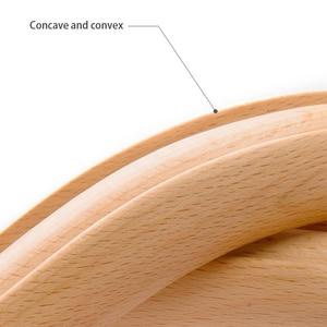 Image 4 - 4 Pcs Guasha Scraping Stick Made From Natural Wood Fast Large Area GuaSha Set For Back Shoulder Neck Waist Leg Massage Tools