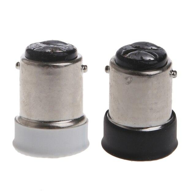 B15 Male to E14 Female Lamp Bulb Socket Light Extender Adaptor Converter Holders