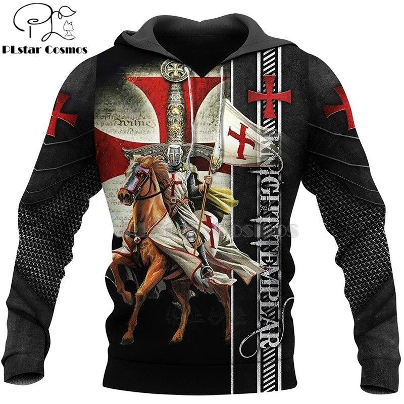 PLstar Cosmos All Over Printed Knights Templar 3d hoodies/Sweatshirt Winter autumn funny Harajuku Long sleeve streetwear-30