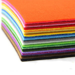 Cloth DIY Crafts-Accessories Dolls Children-Supplies Felt-Fabric Sewing Non-Woven By-Piece