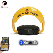 Buletooth Control Direct Rechargeable Lithium Battery Remote Control Car Parking Lock Occupancy Car Garage Park Space Lock