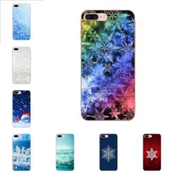 Чехлы из ТПУ для Huawei Honor 5C 5X 6A 6X 7 7A 7X 8 8A 8S 8X 9 10 30 Lite Pro Y6 II Y7 Y9 Prime 2019 замечательная Снежинка