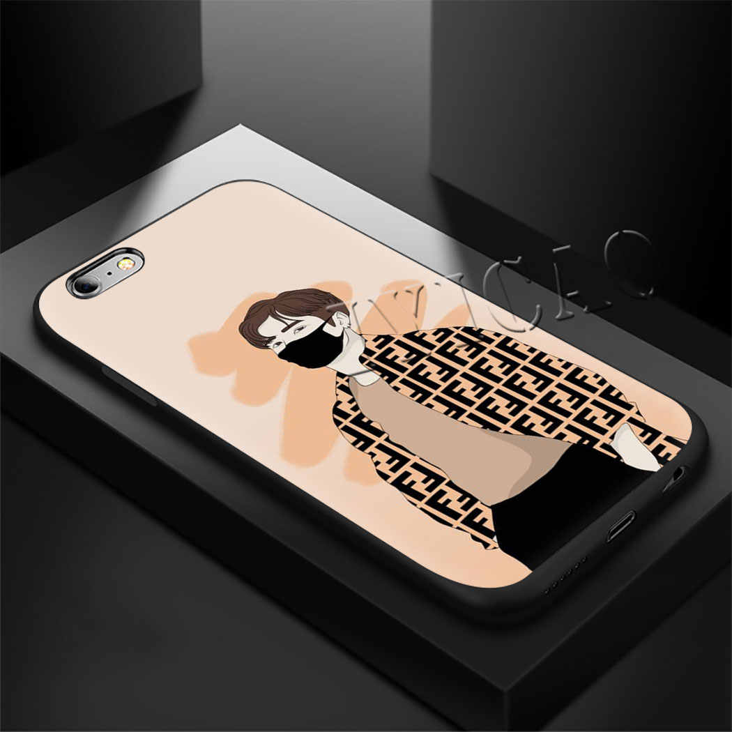 Jackson Wang GOT7 Soft Silicon telefoon Case voor iPhone 5 6 7 8 11 5s 6s 6sPlus 7Plus 8Plus X XS XR XSMax 11 Max 11 Pro