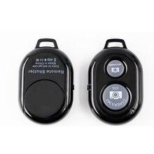 1 шт. Bluetooth пульт дистанционного управления Кнопка беспроводного управления Лер Автоспуск камера палка спуска затвора телефон монопод селфи для ios
