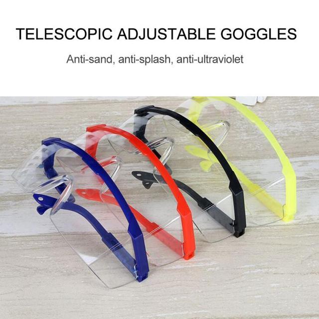 Ao ar livre droglasses glasses óculos dropletsproof transparente ciclismo óculos eyewear impermeável protetor solar óculos motocicletas 2