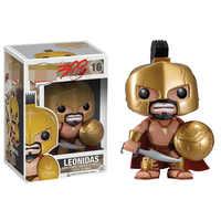 Ação Rei Espartano Leonidas 16 # Figura Brinquedos Para As Crianças Brinquedos Colecionáveis Bonecos de Vinil Filme 300 Modelo Guerreiro Espartano Leonidas