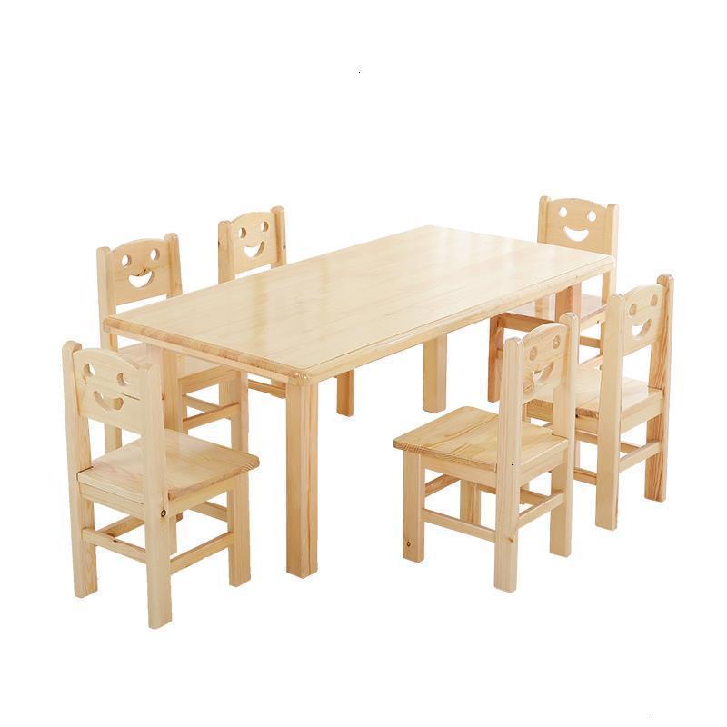 Play Baby Avec Chaise Children And Chair Child Y Silla Infantil Mesa De Estudio Kindergarten Bureau Enfant Study For Kids Table