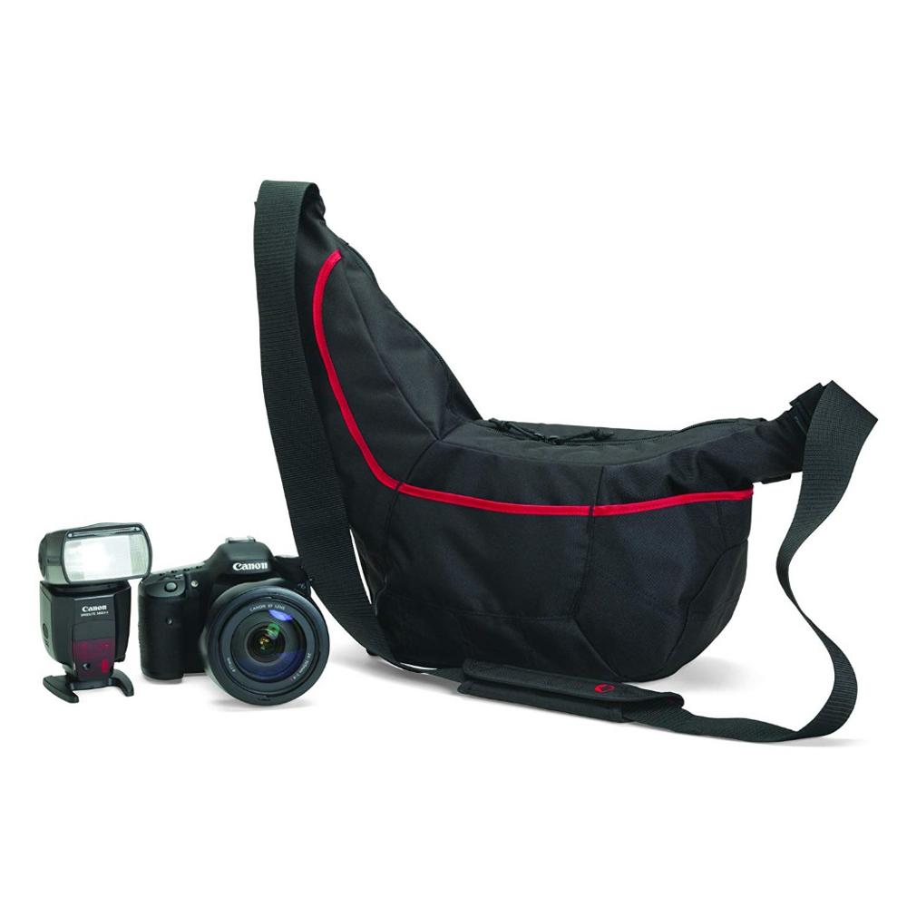 Lowepro Passport Sling & Passport Sling II a Protective Sling Bag DSLR Camera Bag