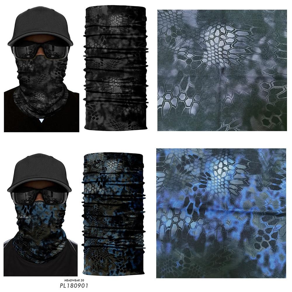 Маска бандана для охоты, маска для лица kryptek 2