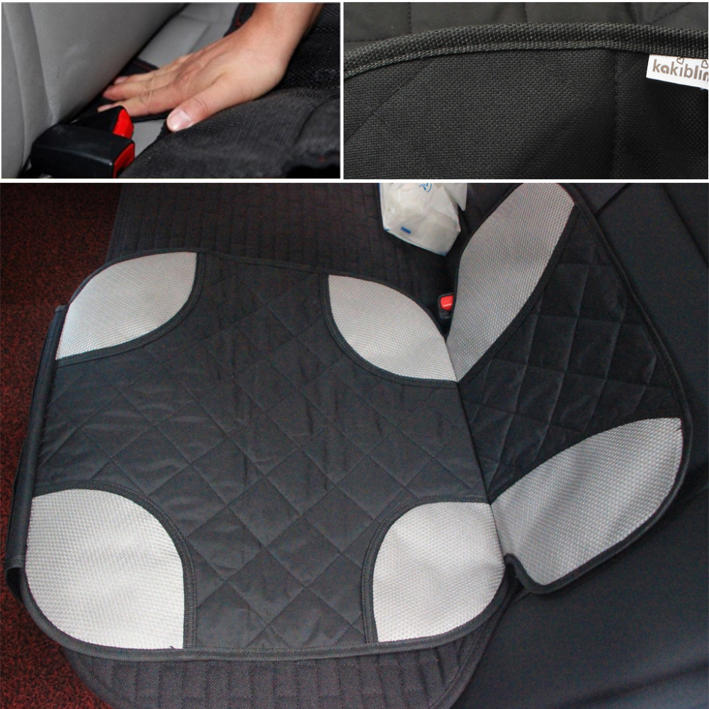 Portable Baby Safety Seat Cushion Car Child Seat Safe Seat Thickening Sponge Seat Anti-play Mat For Baby