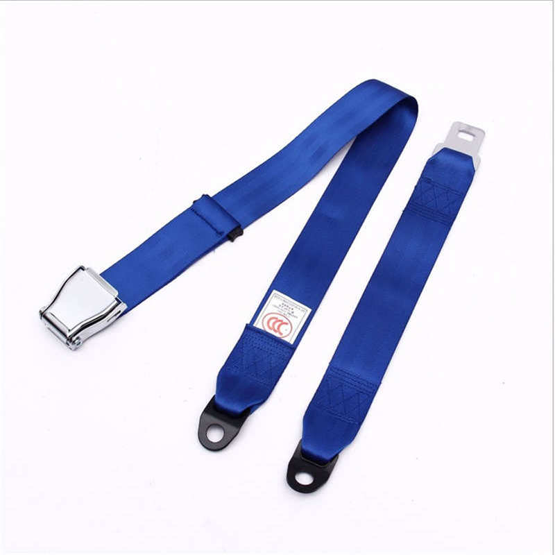 Adjustable Airplane Buckle Safety Belt Extend Lengthen Seat belt image