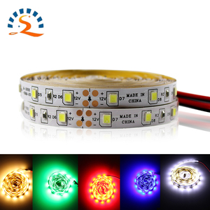 2835 led light strip 12v warm white red green blue diode tape led ribbon 0.5m 1m 2m 3m