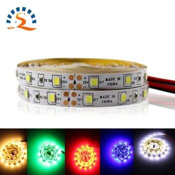 2835RGB led light strip 12v warm white red blue diode tape  ribbon 5m - discount item  48% OFF LED Lighting