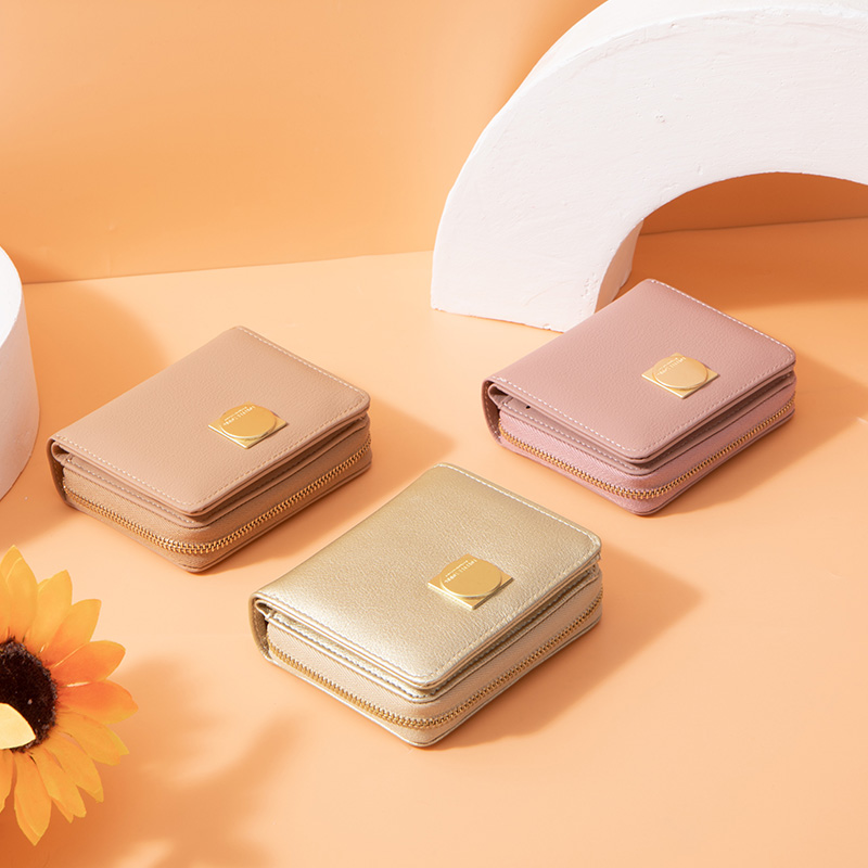Ultimate SaleÍFemale Wallets Purse Card-Holder Coin-Pocket Cartera WEICHEN Portfel Designer Forever Young±