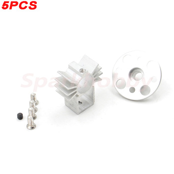 5PCS Sparkhobby Aluminum alloy Brushless Motor Mount Base Fitting Seat for SunnySky XXD2212 2208 2216 for RC Fixed-wing aircraft image