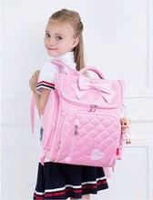Back pack school girl Waterproof School Backpacks For Prymary Girls Kids Backpack Children Bags
