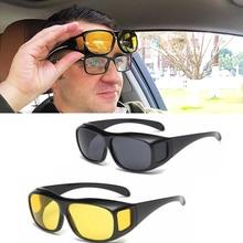Driving Car Cars Driver Glasses Sunglasses Unisex HD Vision Polarized Sun Glasses Eyewear UV Protection Night Vision Goggles