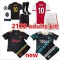 Новый комплект для взрослых GRAVENBERCH MAZRAOUI 2021 22 AjaxE рубашка HALLER TADIC IDRISSI ANTONY KUDUS KLAASSEN 2022 Мужской комплект высшего качества