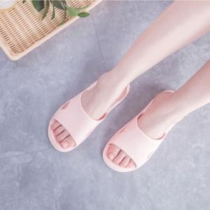 Image 2 - 4colors Original  One Cloud Lightweight and Comfortable Bathroom Slip Slip Slipper Mijia Shoe For Man And Women