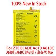 100% オリジナル4000mah 466380PLVバッテリーzteブレードA610 A610C A610T BA610C BA610T/ブレードV6最大電話 + トラックコード