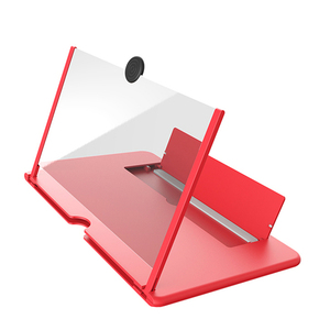 Image 5 - 최신 끌어 오기 Typer 휴대 전화 증폭기 3D 효과 고화질 대형 스크린 데스크 홀더 확대 영화 게임에 대 한 접는