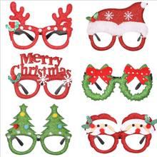 Рождественские декоративные очки для взрослых детей рождественские