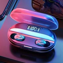 JIMARTI T2 אוזניות אלחוטי TWS ספורט אוזניות Bluetooth 5.0 אוזניות עמיד למים עם מיקרופון עבור iPhone סמסונג Xiaomi