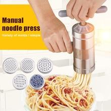 Stainless Steel Pasta Noodle Maker Fruit Juicer Press Spaghetti Kitchen Machine QP2