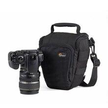 Lowepro bolsa tipo bandolera para cámara con cubierta impermeable, Zoom 50 AW, envío rápido