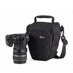 Image 1 - Lowepro bolsa tipo bandolera para cámara con cubierta impermeable, Zoom 50 AW, envío rápido