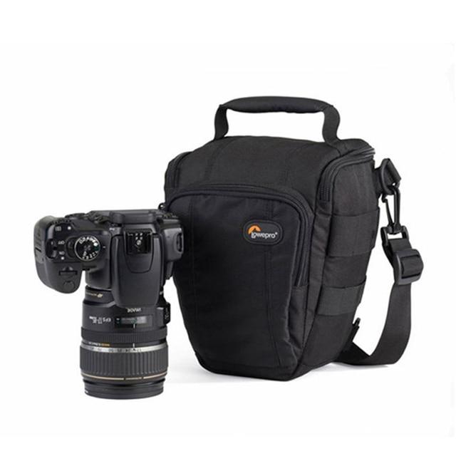 Snelle Verzending Lowepro Toploader Zoom 50 Aw Hoge Kwaliteit Digitale Slr Camera Schoudertas Met Waterdichte Hoes