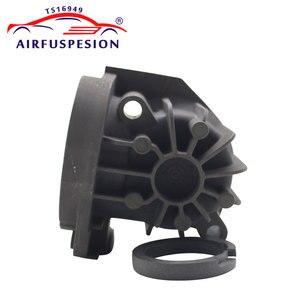 Image 4 - Air Compressor Pump Cylinder Head Piston Ring Air Suspension For W220 W211 W219 A6 C5 A8 D3 Jaguar XJ6 LR2 2203200104 4E0616005F