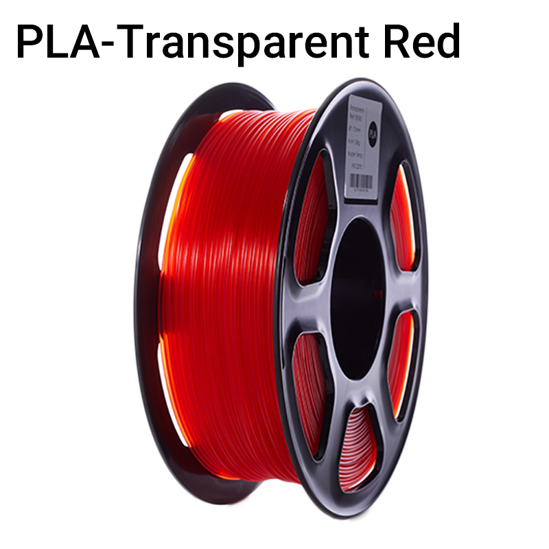 Transparent-Red