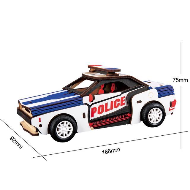 Robotime, coche para niños, juguetes, vehículos de fricción, Kits de  construcción, conjunto de juguetes de madera para niños|Kits de  construcción de maquetas| - AliExpress