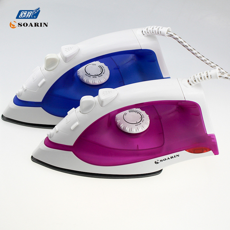 [Export English] Export Best Seller-Electric Iron SR-018B Steam Type Household Hotel Direct Selling Electric Iron