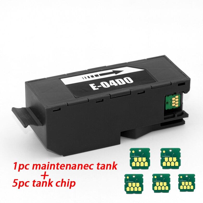 C13T04D000 T04D0 Maintenance Tank Box For Epson ET 7700 ET 7750 L7180 L7160 L7188 EW M770T