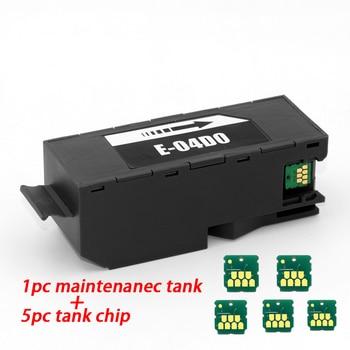 C13T04D000 T04D0 Maintenance  Tank Box For Epson ET-7700 ET-7750 L7180 L7160  L7188 EW-M770T EW-M770TW EW-M970A3T Waste ink Tank