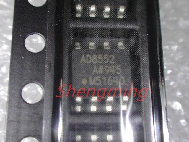 50 pcs AD8552A AD8552ARZ AD8552AR AD8552 SOP8