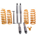Комплект подвесных подъемных пружин амортизаторы для Toyota Landcruiser 80 100 серии HZJ80R FZJ105 2