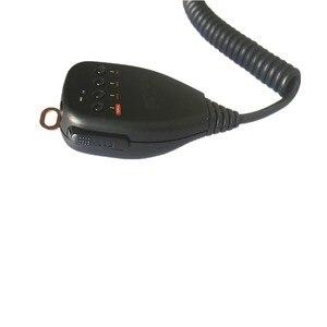 Image 4 - יד כף יד מיקרופון רמקול מיקרופון עבור Kenwood TM 941A TM 251A TM 451A TM D700A TM V708A TM V7A רדיו
