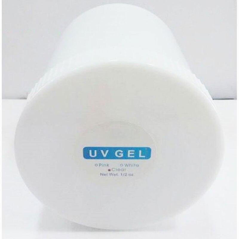 1 KG Hohe Qualität Nail art Klar UV Gel Builder Nagel Gel Polnischen Werkzeug-in Nagelgel aus Haar & Kosmetik bei  Gruppe 3