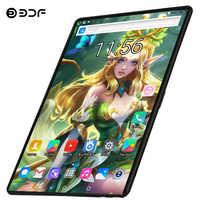 Aktualizacja BDF 10 Cal Tablet Pc 3G telefon 1GB/32GB podwójny SIM podwójny aparat Android 7.0 czterordzeniowy karta WiFi Bluetoot FM Tablet 10.1