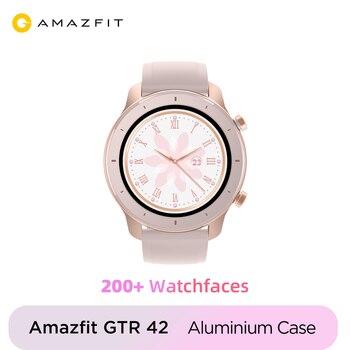 Amazfit-reloj inteligente GTR, versión Global, 42mm, resistente al agua hasta...