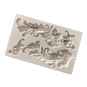 Image 4 - Ins Hot Diy 3d Wall Panel Concrete Molds Europe Rattan Pattern Clay Silicone Mold Moldes Para Cimento Molds for Plaster